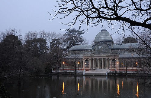 Winter in Crystal Palace (just after the dawn) | by felipe_gabaldon