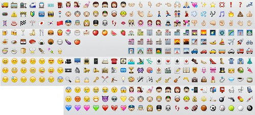 Copy & Paste iPhone Emoji Icons for Mac | Do you miss your e… | Flickr