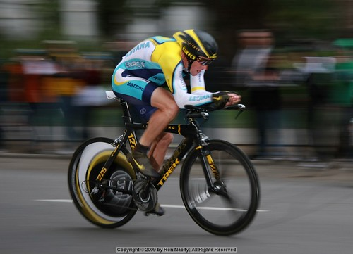 Lance Armstrong | by NabityPhotos