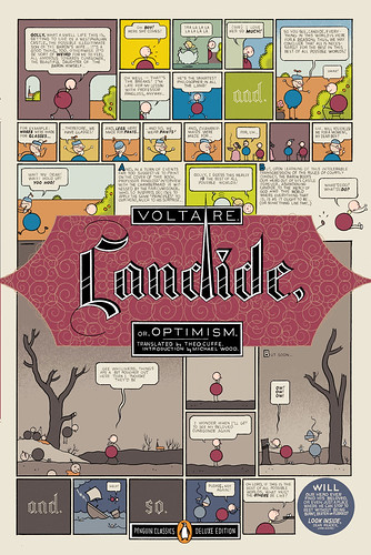 candide | by paul buckley design