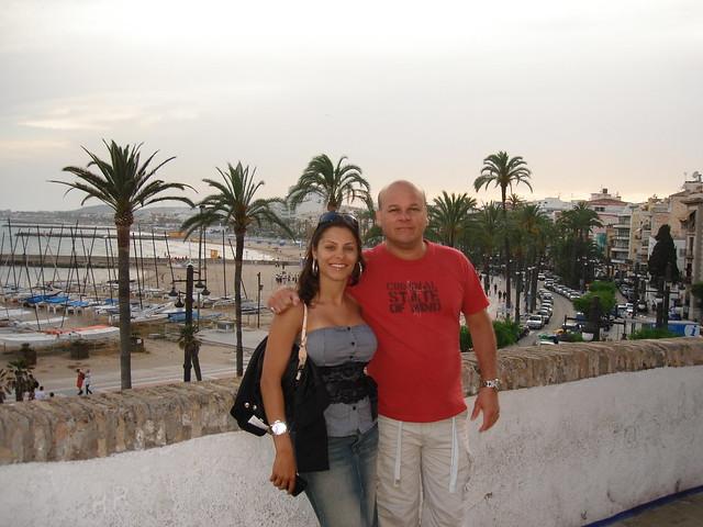barcelona honeymoon
