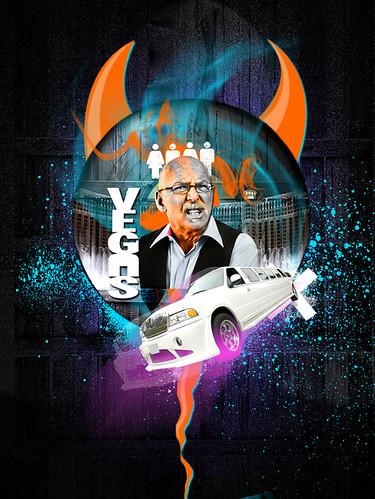 Dance Club Poster - Las vegas advertising graphic design ...
