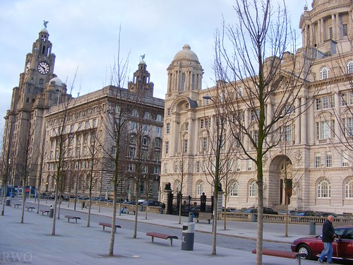 Three Graces, Pier Head | by Liverpool Suburbia