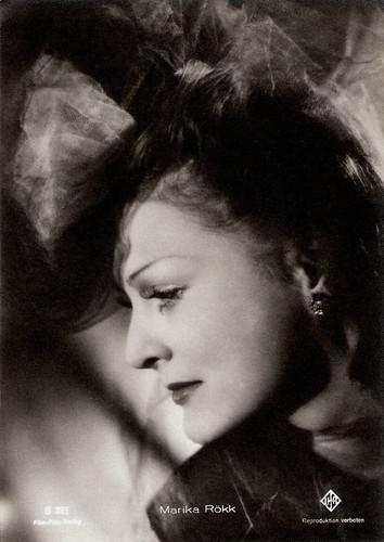 Marika Rökk