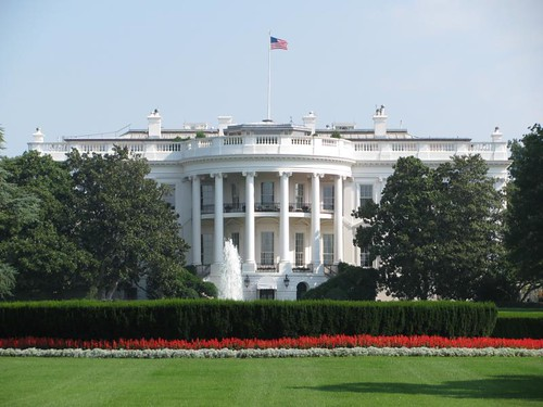 white house from south 2 | by stevendamron