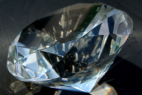 Diamond Paperweight 8-24-09 3 | by stevendepolo