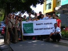 Social Cleaning July 17th 2009 - Grand Seriti Hotel Bandung | by Grand Seriti Hotel Bandung