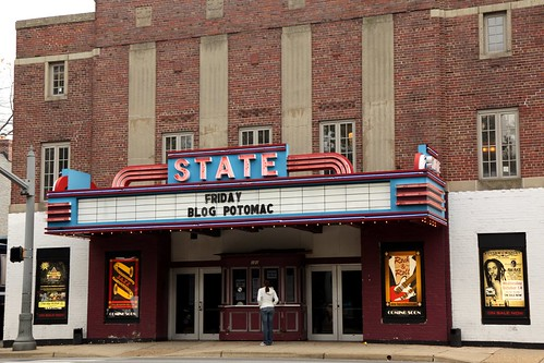 State Theater in Falls Church VA | by jenconsalvo