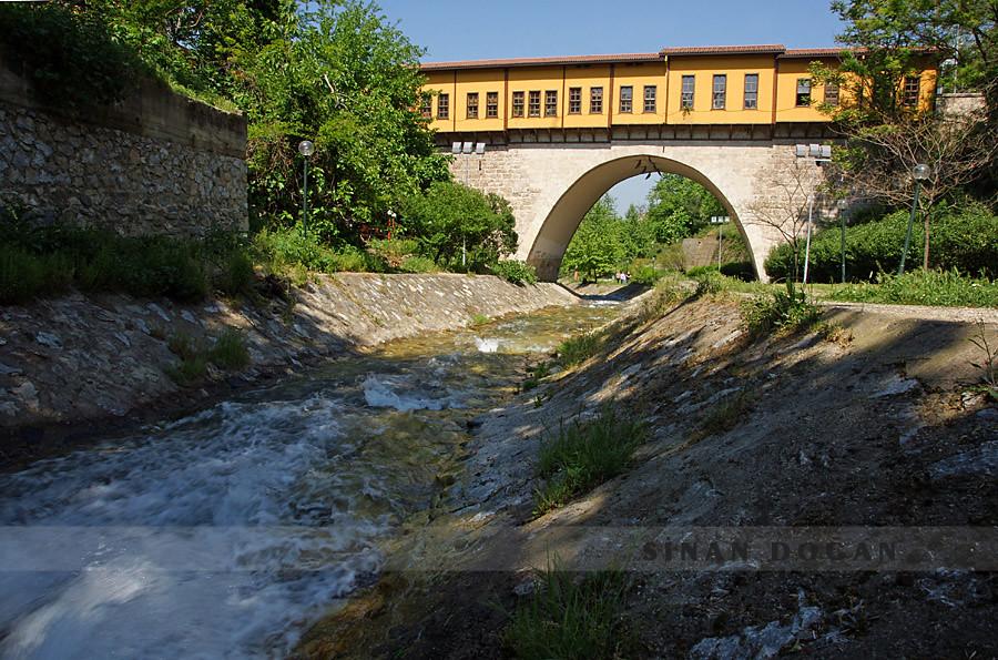 Irgandı Köprüsü - Bursa