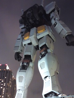 Giant gundam | by kalleboo
