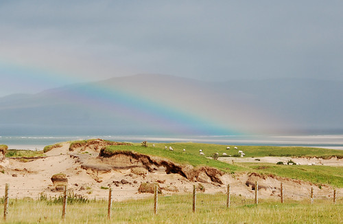 Rainbow at Ardnave | by weetoon66