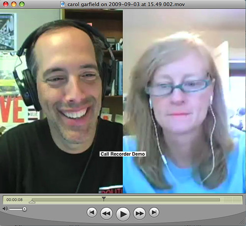 Skype Call Recorder Demo | by stevegarfield