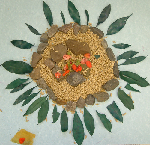 Andy Goldsworthy 047 The Children Were Inspired To Make