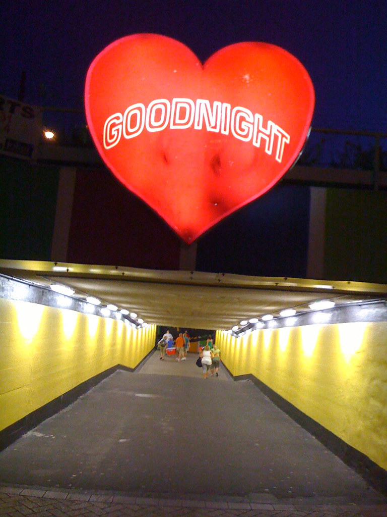 Goodnight Heart As You Are Leaving Kennywood Zendekm Flickr