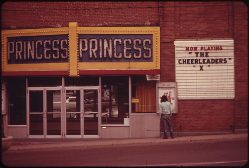 Movie Theatre 06/1973 | by The U.S. National Archives