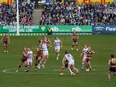 Geelong Cats Lost Games Simmonds Stadium