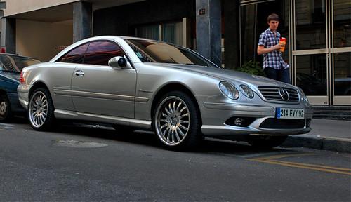 Mercedes benz cl55 amg mercedes benz cl55 amg love them for Mercedes benz cl55 amg