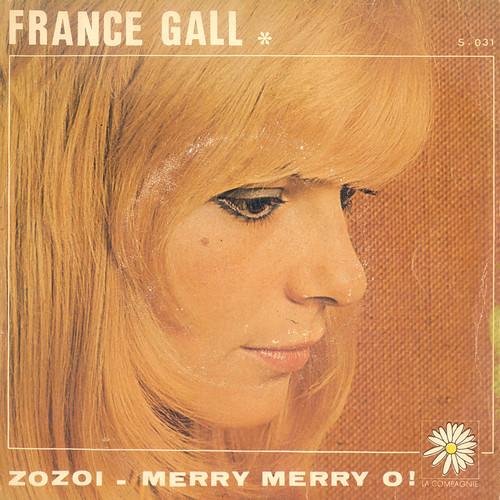 France Gall ZoZoi Merry Merry O