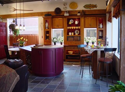 Kitchen Cabinets - Woodharbor Nottingham Manor | Reico Kit ...