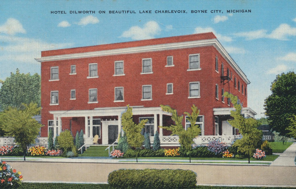 Hotel Dilworth - Boyne City, Michigan