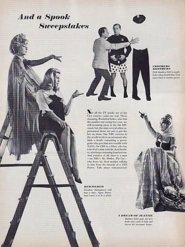LIFE October 1,1965 Alaska 49th State / Metropolitan Opera / Mickey Mantle / Evo