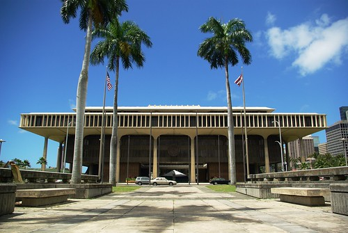 Honolulu State Capitol Building