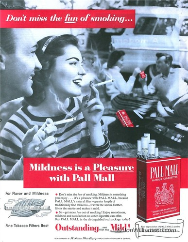 Pall Mall - 19561006 Post | by Jon Williamson