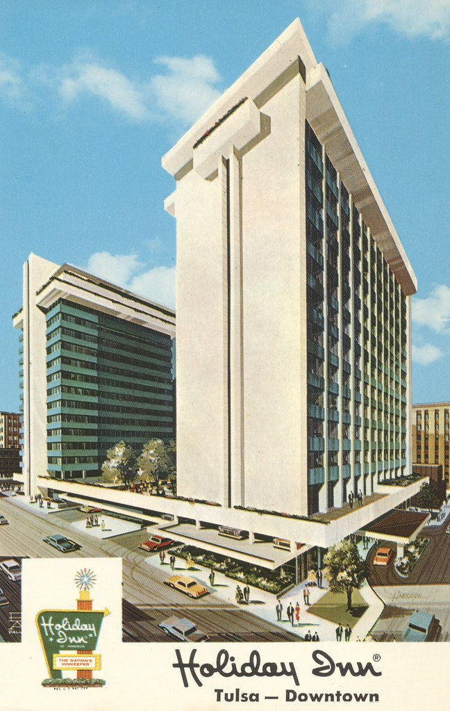 Holiday Inn Downtown - Tulsa, Oklahoma