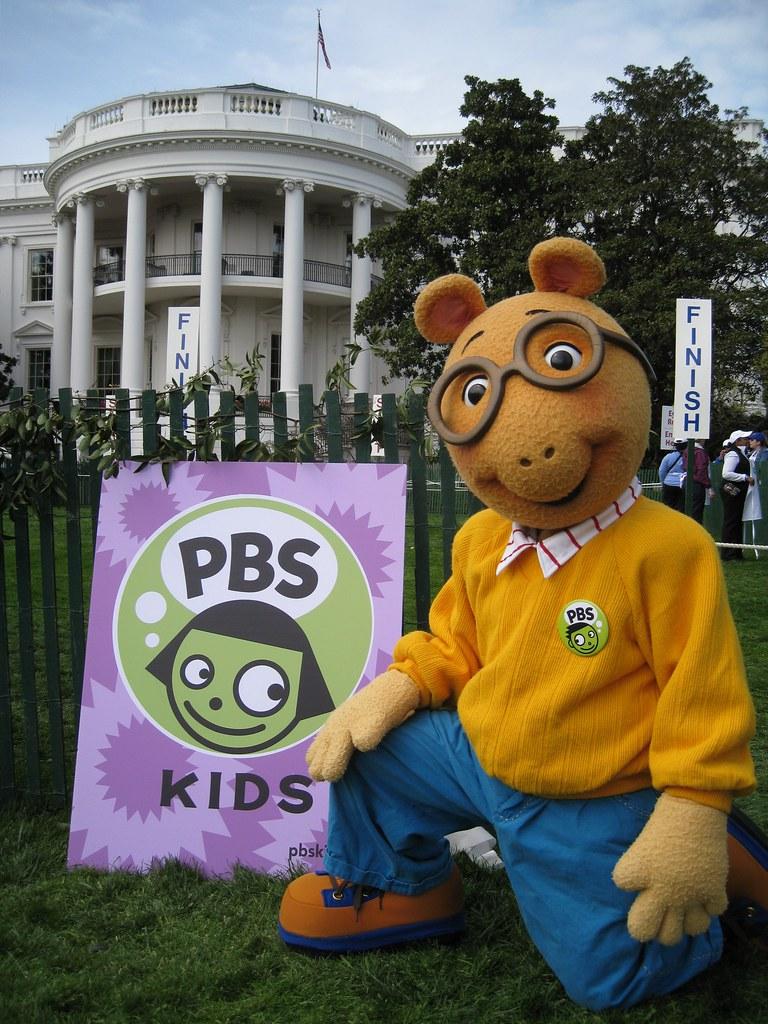 Arthur Pbs Kids Go