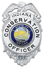 Michigan conservation officer badge patch   ssteve07884   flickr.