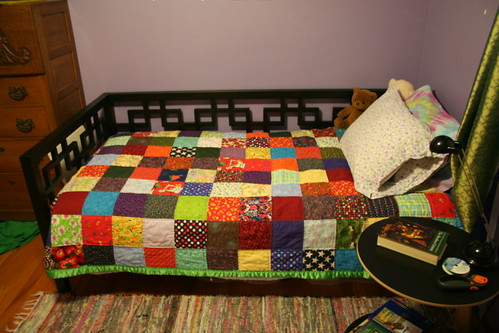 My Twin Bed Quilt | by Mle BB
