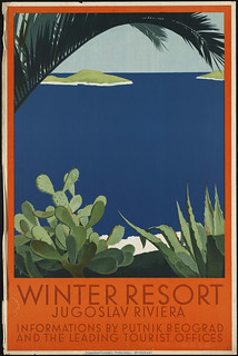 Winter resort. Jugoslav Riviera | by Boston Public Library