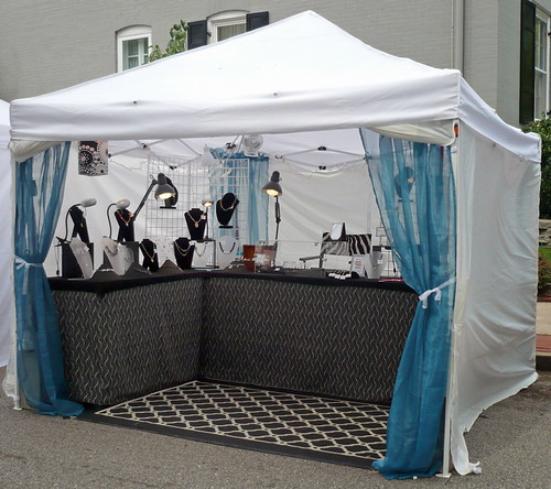How To Make A Craft Show Canopy