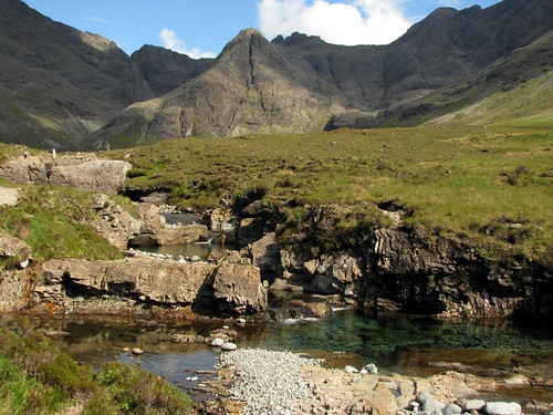 Fairy Pools, Isle of Skye | by Lynn Morag