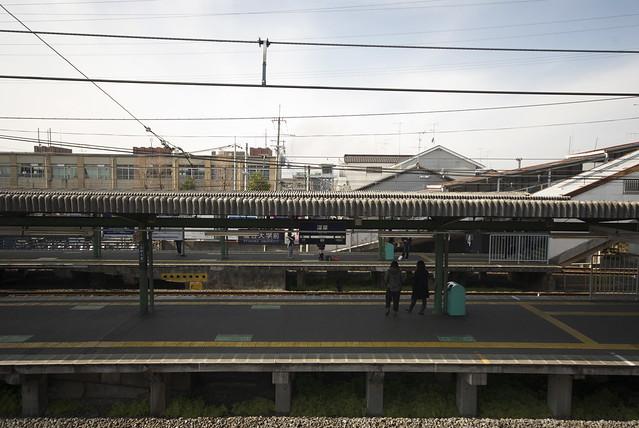 Fukakusa Station, Keihan
