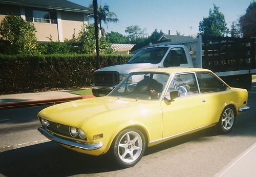 Sweet italiano 1975 fiat 124 sport coupe a la 2009 flickr - 1975 fiat 124 sport coupe ...