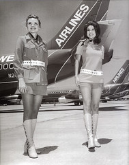 Southwest Airlines stewardesses - 1960's | by flimflam1500