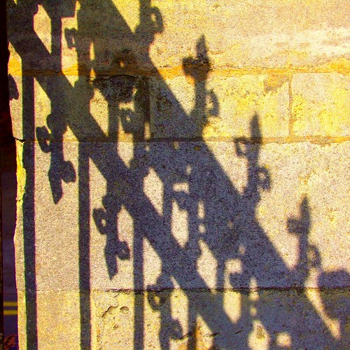 Church shadows | by tina negus
