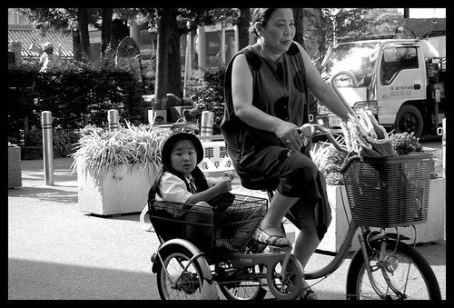 Riding around Asakusa | by ProjectBashoPhotoTourJapan2008