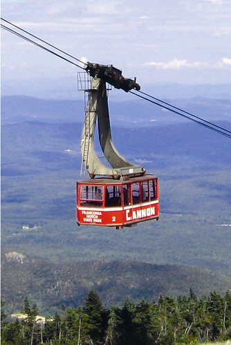 Cannon Mountain Aerial Tramway | by WhiteMountainsNH
