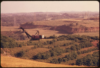 Coal Tipple in the Southeastern Ohio Countryside Off Route. 07/1974 | by The U.S. National Archives