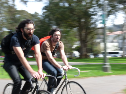 Brothers In Cycling | by Adrienne Johnson SF