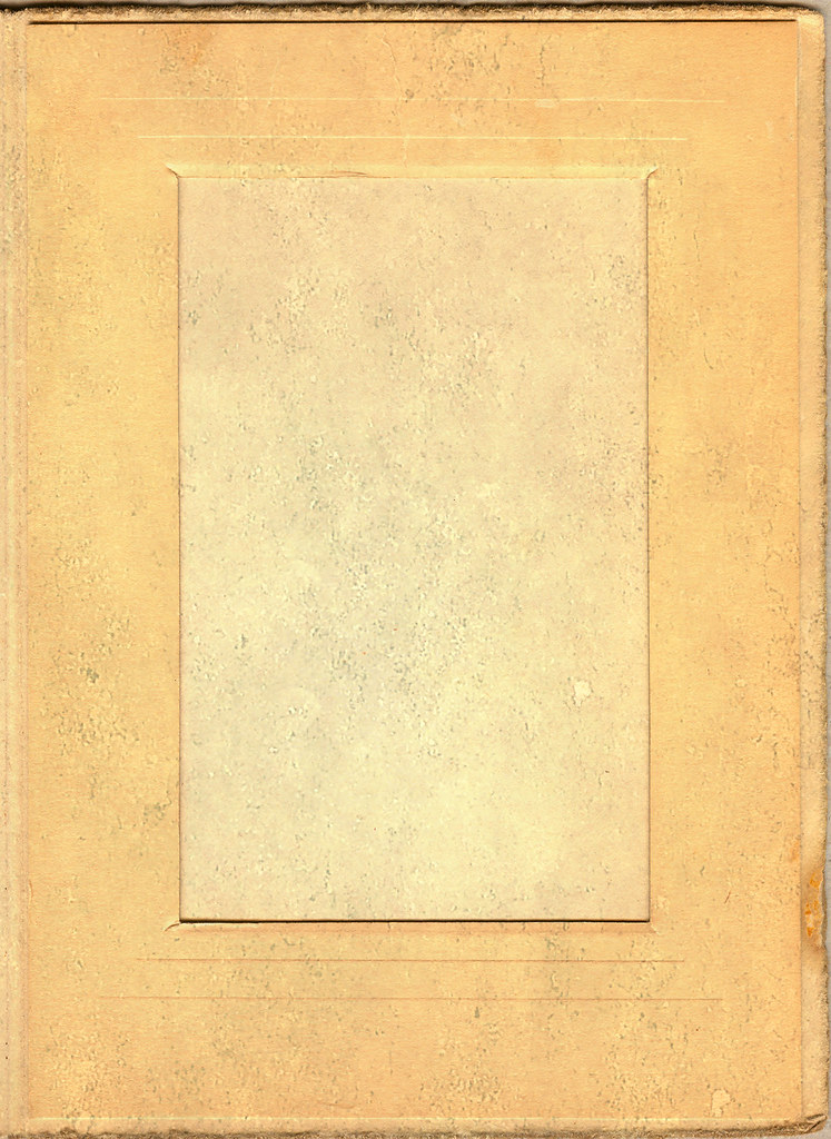 old paper frame by muffet