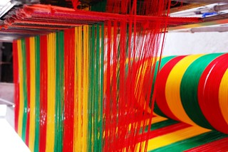 Mexican weaving loom | by David & Cheryl M