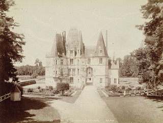 Mortrée. Le Château d'O | by Cornell University Library