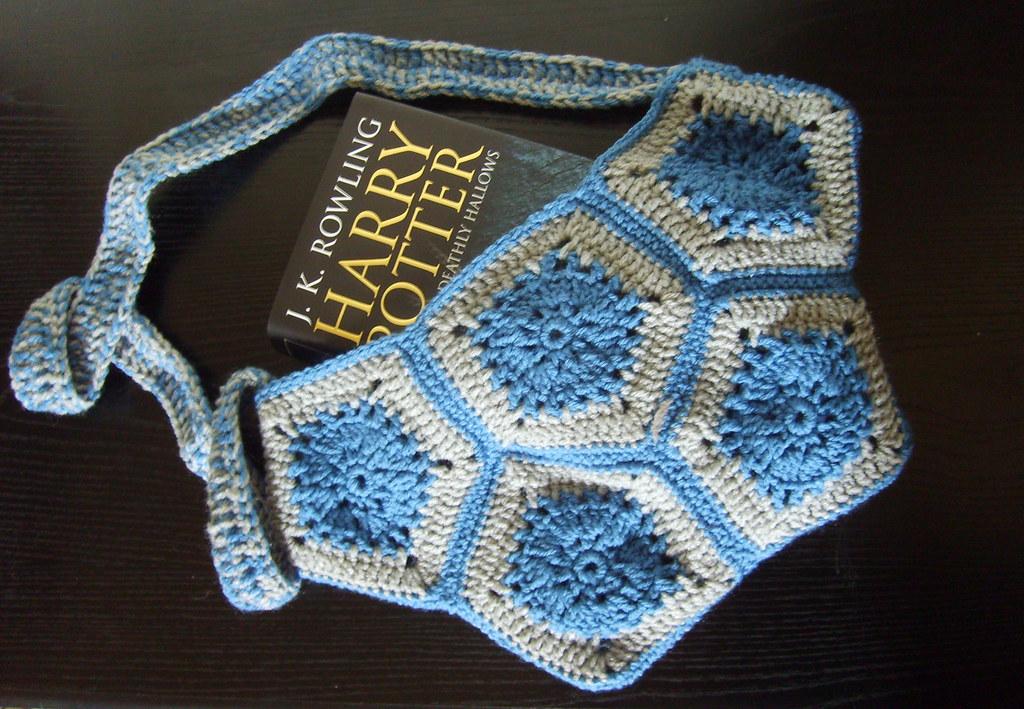 Pentagon Bag For Harry Potter Knittingcrochet House Cup O Flickr