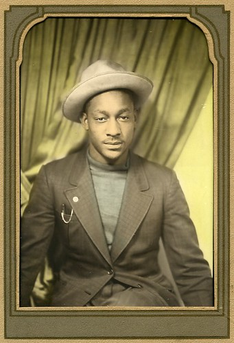 Man I'm Look'in Good, 1940s | by Black History Album