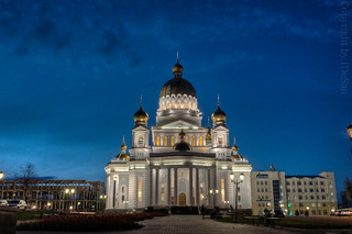 The St. Warrior Fyodor Ushakov's Cathedral | by kurkuman