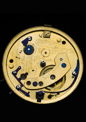 Lincoln Watch open | by national museum of american history