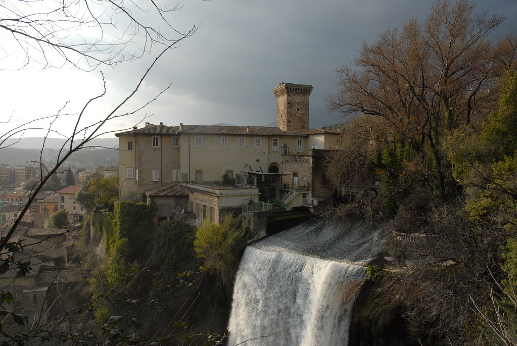 Isola del Liri: Castello Boncompagni - Viscogliosi